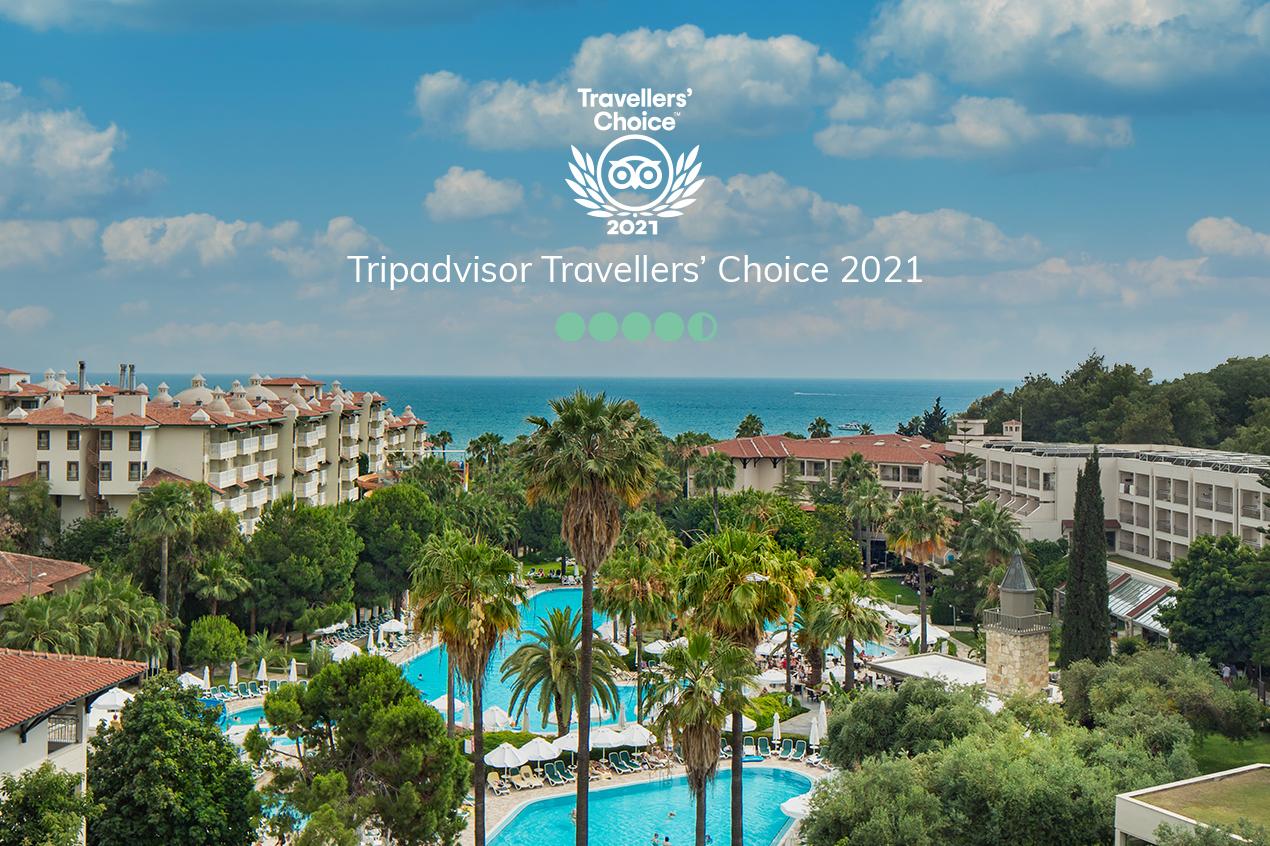 Tripadvisor guests love Barut Hotels!