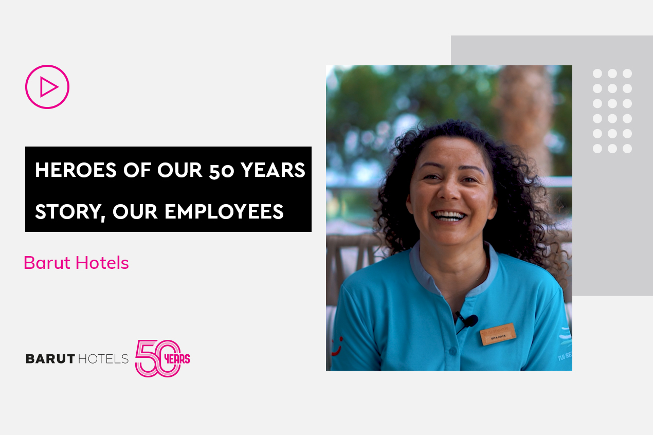 50th Anniversary interview with the heroes of our 50-year story, our employees
